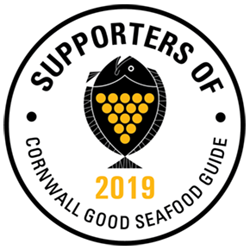 Cornwall Good Seafood Guide Supporters Logo 2019