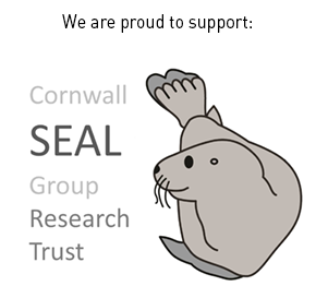Cornwall Seal Group Research Trust Logo