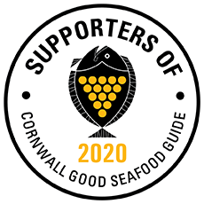 Cornwall Good Seafood Guide Supporters Logo 2020