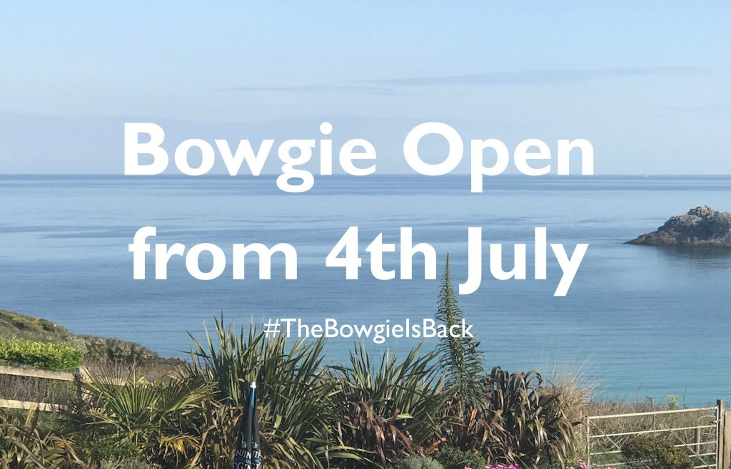 The Bowgie Inn Re-opening 4th July