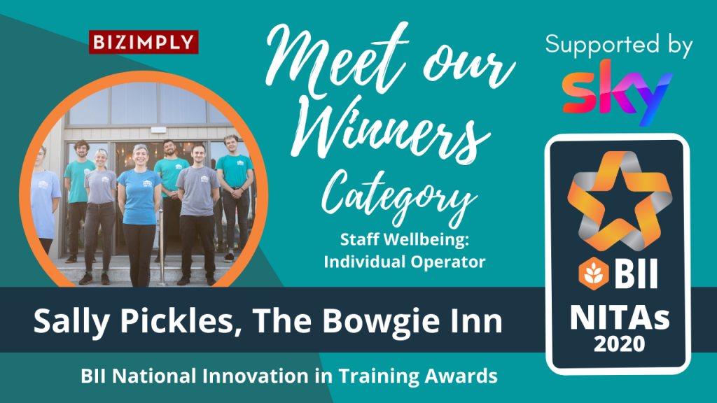 The Bowgie Inn Award Winners