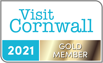 Visit Cornwall Gold Member Logo