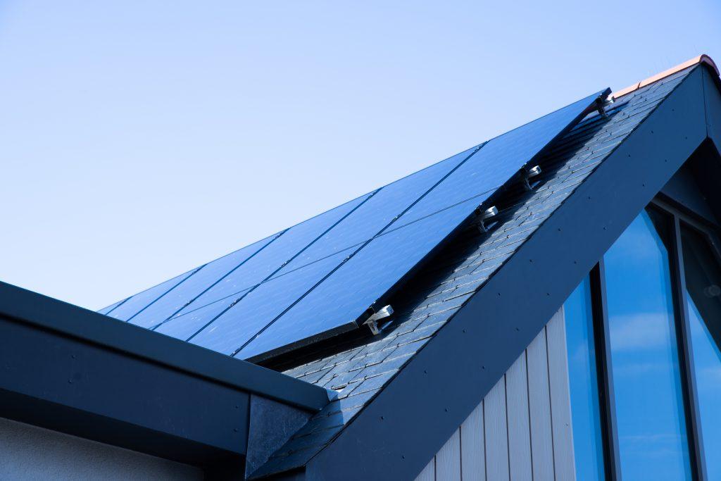 New solar panels at The Bowgie Inn